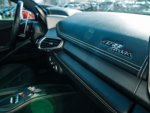 40 kilometrů ve Ferrari 458 Italia Praha