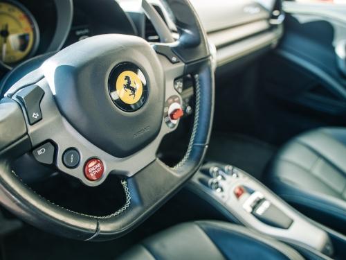 Jízda ve Ferrari Olomouc