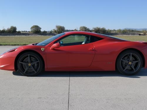 Jízda ve Ferrari Mnichovo Hradiště
