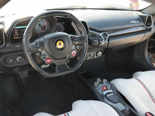 Noční Praha ve Ferrari 20 minut